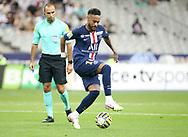 Neymar Jr of PSG during the French League Cup (Coupe de la Ligue) final match between Paris Saint-Germain (PSG) and Olympique Lyonnais (OL, Lyon) on July 31, 2020 at the Stade de France, in Saint-Denis, near Paris, France - Photo Juan Soliz / ProSportsImages / DPPI