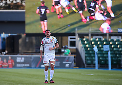 Tom Price of Exeter Chiefs covered in blood - Mandatory by-line: Arron Gent/JMP - 13/09/2020 - RUGBY - Allianz Park - London, England - Saracens v Exeter Chiefs - Gallagher Premiership Rugby