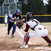 Bates defeats Southern Maine 2-1 at Bates on April 18, 2018.