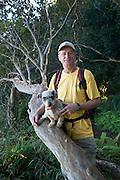 Donnie Mitts, Guide, Waipio Valley, Hamakua Coast, Island of Hawaii