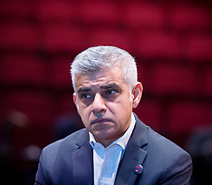 Sadiq Khan visits Central School of Speech & Drama 9th March 2018