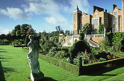 East garden, Hatfield House