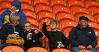 Blackpool fans look forward to the match<br /> <br /> Photographer Stephen White/CameraSport<br /> <br /> Football - The EFL Sky Bet League Two - Blackpool v Wycombe Wanderers - Saturday 20 August 2016 - Bloomfield Road - Blackpool<br /> <br /> World Copyright © 2016 CameraSport. All rights reserved. 43 Linden Ave. Countesthorpe. Leicester. England. LE8 5PG - Tel: +44 (0) 116 277 4147 - admin@camerasport.com - www.camerasport.comBlackpool fans look forward to the match<br /> <br /> Photographer Stephen White/CameraSport<br /> <br /> Football - The EFL Sky Bet League Two - Blackpool v Wycombe Wanderers - Saturday 20 August 2016 - Bloomfield Road - Blackpool<br /> <br /> World Copyright © 2016 CameraSport. All rights reserved. 43 Linden Ave. Countesthorpe. Leicester. England. LE8 5PG - Tel: +44 (0) 116 277 4147 - admin@camerasport.com - www.camerasport.com