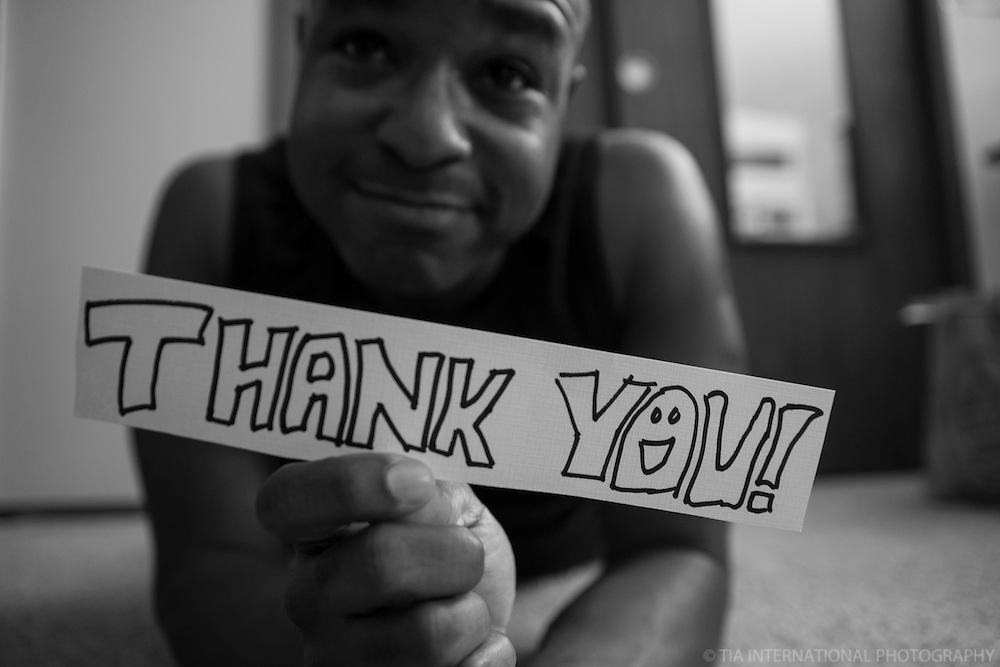 "NOVEMBER 27th:  ""Thank You"""