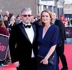 Edinburgh International Film Festival 2019<br /> <br /> Boyz In The Wood (European Premiere)<br /> <br /> Stars and guests arrive on the red carpet<br /> <br /> Pictured: Stephen McCole<br /> <br /> Alex Todd   Edinburgh Elite media