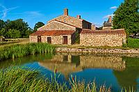 France, Vendée (85), Saint-Sulpice-le-Verdon, le Logis de La Chabotterie // France, Vendée, Saint-Sulpice-le-Verdon, le Logis de La Chabotterie