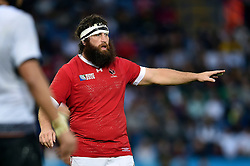 Hubert Buydens of Canada - Mandatory byline: Patrick Khachfe/JMP - 07966 386802 - 06/10/2015 - RUGBY UNION - Leicester City Stadium - Leicester, England - Canada v Romania - Rugby World Cup 2015 Pool D.