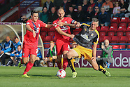 York City v Cambridge United 031015