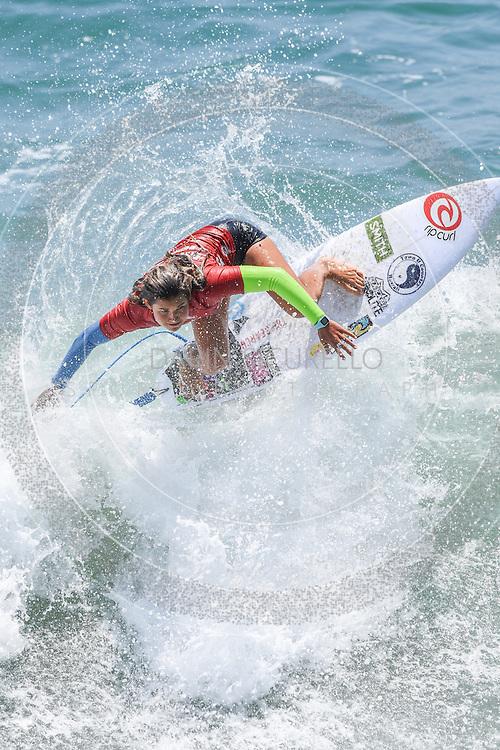 NSSA Surf Championships, Sunday July 3rd, Huntington Beach, California, Womens Finals