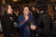 SUZY MENKES, Stephen Jones private view for his exhibition at the Royal Pavilion, Brighton. 6 February 2019