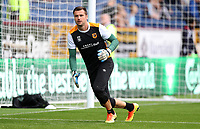 Football - 2016 / 2017 Premier League - Burnley vs. Hull City<br /> <br /> David Marshall of Hull City during the Premier League match between Burnley and Hull City at Turf Moor. <br /> <br /> COLORSPORT/LYNNE CAMERON