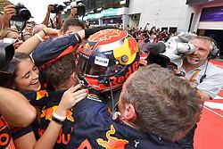 October 1, 2017 - Sepang, Malaysia - Motorsports: FIA Formula One World Championship 2017, Grand Prix of Malaysia, ..#33 Max Verstappen (NLD, Red Bull Racing) (Credit Image: © Hoch Zwei via ZUMA Wire)