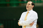 WACO, TX - DECEMBER 17: Baylor Bears head coach Scott Drew looks on against the New Mexico State Aggies on December 17, 2014 at the Ferrell Center in Waco, Texas.  (Photo by Cooper Neill/Getty Images) *** Local Caption *** Scott Drew