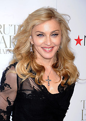 Madonna launches 'Truth or Dare' fragrance at Macy's Herald Square in New York City, NY, USA on April 12, 2012. Photo by Dennis Van Tine/ABACAPRESS.COM    316510_004 New York City Etats-Unis United States