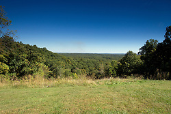 09 October 2013:  Overlook stop in Brown County State Park, Brown County Indiana.
