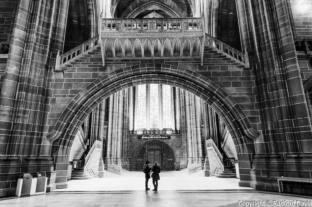 Liverpool cathedral, England