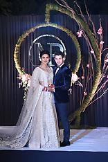 Nick Jonas and Priyanka Chopra are seen having another marriage ceremony in Delhi - 5 Dec 2018