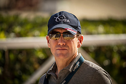 Ward Mclain, USA<br /> FEI Jumping Nations Cup Final<br /> Barcelona 2019<br /> © Hippo Foto - Dirk Caremans<br />  03/10/2019