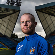 Chris Burke of Kilmarnock F.C. at Rugby Park.<br /> Picture Robert Perry  for The Times 7th Dec 2018