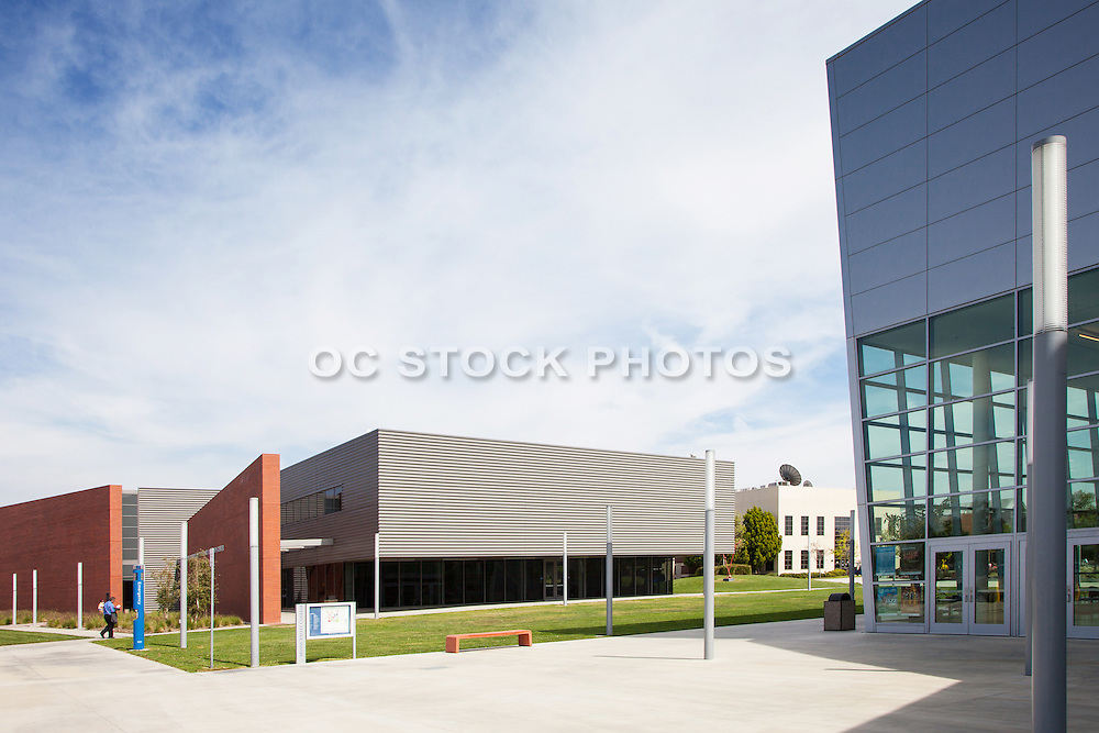 Business Sciences and Technology Innovation Center and the Performing Arts Center at Irvine Valley College