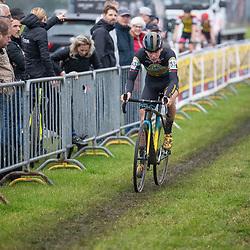 13-10-2019: Cycling: Superprestige Cyclocross: Gieten<br />Thibay Nys
