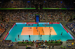 18-05-2019 GER: CEV CL Super Finals Igor Gorgonzola Novara - Imoco Volley Conegliano, Berlin<br /> Igor Gorgonzola Novara take women's title! Novara win 3-1 / Fully Max Schmeling Halle
