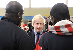 Boris Johnson Damilola Taylor Centre 29th March 2008