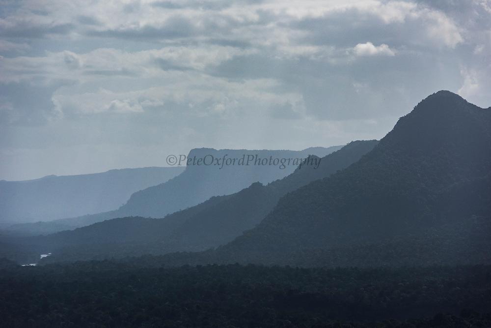 Pakaraima Mountains<br /> GUYANA<br /> South America