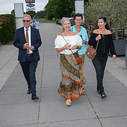 NLD/Hoofddorp/20190603 - 39ste Society Lunch, Edvard Niessing, Mariska van Kolck en vrienden