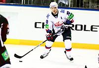 Ishockey, 22. oktober 2012 , KHL - Kontinental Hockey League Dinamo Riga - Metallurg Magnitogorsk 2-5<br /> Sergei Mozyakin , Metallurg