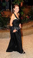 Natalie Portman arrives for the White House Correspondents Dinner in Washington, DC