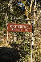 Oysterville, Washington.