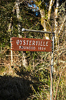 Oysterville, Washington.