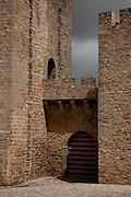 City of Elvas Castle. 24/04/2011 NO SALES IN PORTUGAL