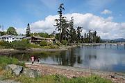 Canada, British Columbia, Vancouver Island, Greater Victoria, landscape