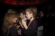 Kelly Hoppen, Tom Aikens and Amber Nuttall , Dom Perignon and Claudia Schiffer host a celebration of Dom Perignon Oenotheque 1995. The Landau, Portland Place. London W1. 26 February 2008.  *** Local Caption *** -DO NOT ARCHIVE-© Copyright Photograph by Dafydd Jones. 248 Clapham Rd. London SW9 0PZ. Tel 0207 820 0771. www.dafjones.com.