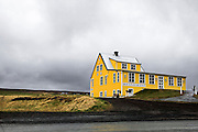 Lake Myvatn, Iceland A restaurant and lodge