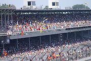 July 2, 2006: Indianapolis Motorspeedway. Fans at the USGP Indy