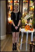 MILLIE WATSON, Dinosaur Designs launch of their first European store in London. 35 Gt. Windmill St. 18 September 2014