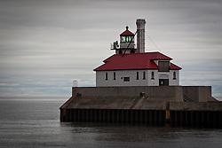 Duluth Harbor Signal House