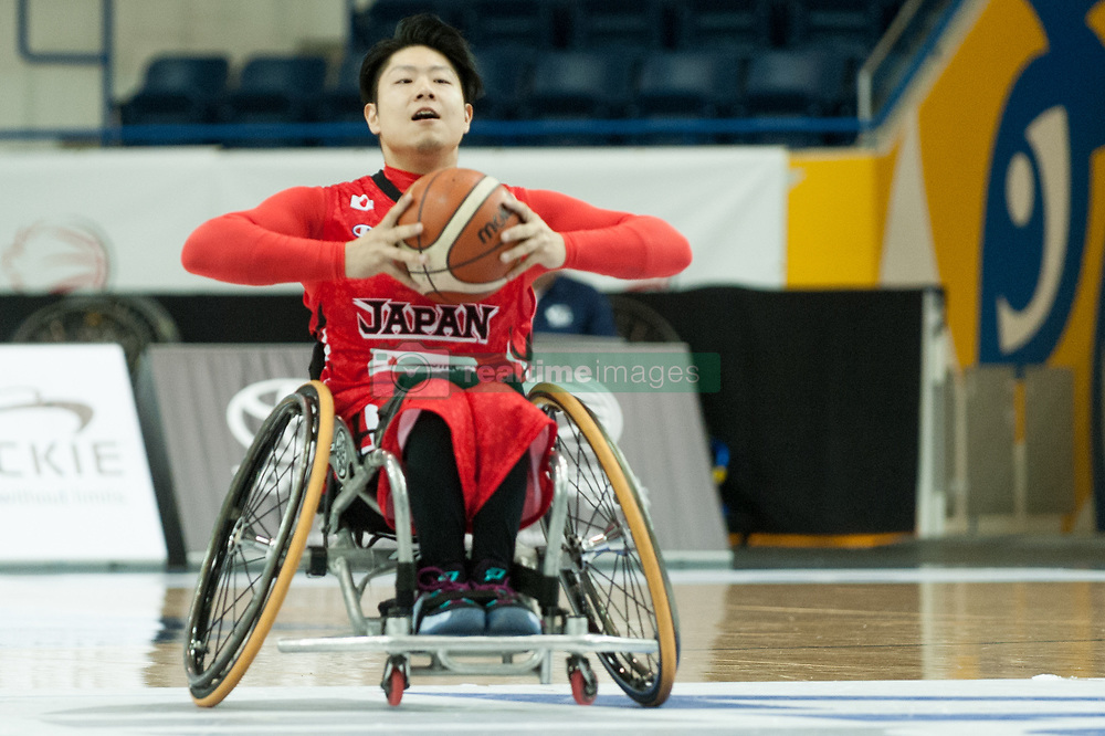 June 10, 2017 - Toronto, Canada - South Africa vs Japan during 2017 Men's U23 world wheelchair basketball championship which takes place at Ryerson's Mattamy Athletic Centre, Toronto. (Credit Image: © Anatoliy Cherkasov/Pacific Press via ZUMA Wire)