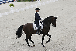 Schmidt Hubertus (GER) - Lento<br /> CHIO Rotterdam 2012<br /> © Hippo Foto - Leanjo de Koster