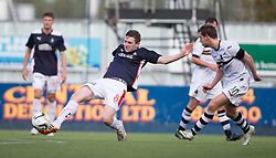 Falkirk's Blair Alston.<br /> Falkirk 1v 1 Dumbarton, Scottish Championship game played 20/9/2014 at The Falkirk Stadium .