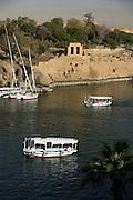 Nile River  Aswan, Egypt