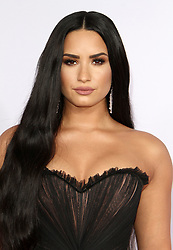 The 2017 American Music Awards at The Microsoft Theatre in Los Angeles, California on 11/19/17. 19 Nov 2017 Pictured: Demi Lovato. Photo credit: River / MEGA TheMegaAgency.com +1 888 505 6342