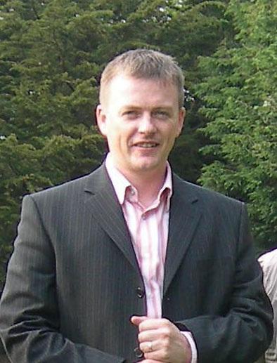 Eugene Keane, Keco Construction.