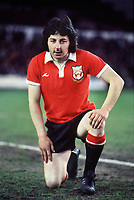 Mickey Thomas (Wrexham) Crystal Palace v Wrexham 14/5/77 1976 / 77 season Credit : Colorsport / Andrew Cowie