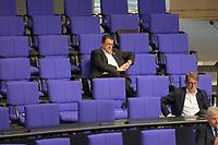 DEU, Deutschland, Germany, Berlin, 29.01.2021: Stephan Brandner (AfD) in der Plenarsitzung im Deutschen Bundestag.