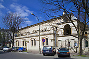 The Tempel Synagogue in Cracow, Poland