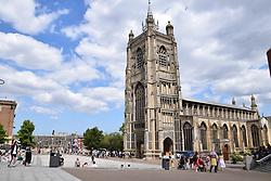 St Peter Mancroft church, Norwich UK